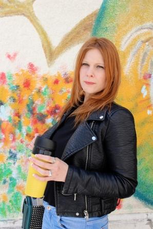 Audrey Valorzi - Cafe Mug travel Le Charme Electro.com 3