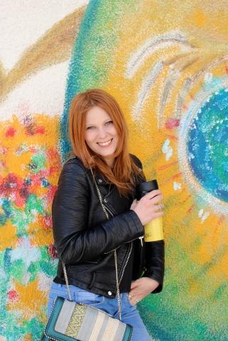 Audrey Valorzi - Cafe Mug travel Le Charme Electro.com