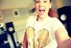 La chanteuse Audrey Valorzi fan du DJ/Producteur Deadmau5 - Le Blog : Le Charme Electro.com