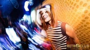 La chanteuse électro Audrey Valorzi sur scène au Rétro Club de Strasbourg - Le Blog : Le Charme Electro.com