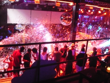 Ibiza - Club L'Amnésia - Soirée Mousse