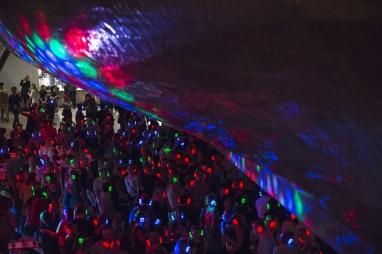 Soirée Silent Zoo : Silent Walk - Visite Nocturne et en Musique du Zoo de Paris - La nuit venue (image copyright Time Out)