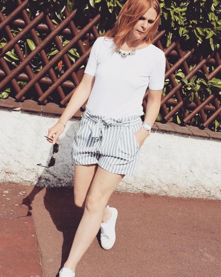 Audrey Valorzi - Mode Short tendance 2017 - 3 - Le Charme Electro.com