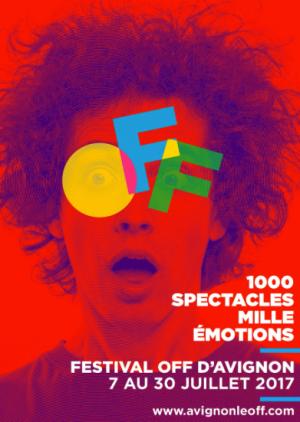 Festival Avignon Le Off 2017 - Affiche Le Charme Electro.com