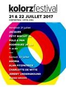 KOLORZ-FESTIVAL - Agoria, Alan Fitzpatrick, Bashed Groove - Le Charme Electro.com