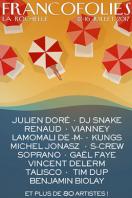 Les Francofolies de La Rochelle - DJ Snake, Petit Biscuit - Le Charme Electro.com
