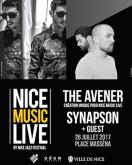 Nice Music Live Festival - The Avener , les Synapson et Nicolas Monier - Le Charme Electro.com