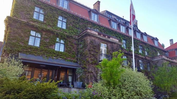Oslo - Norvège - Clarion Collection Hotel Gabelshus - Visite - Voyage - Le Charme Electro.com