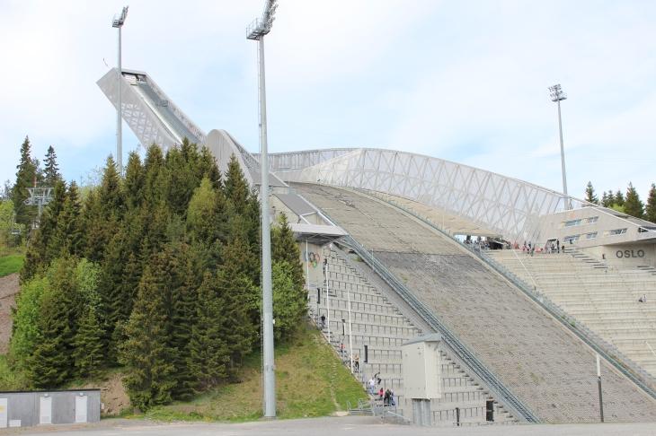 Oslo - Norvège - Holmenkollen Ski Jeux Olympiques - Visite - Voyage - 2 Le Charme Electro.com