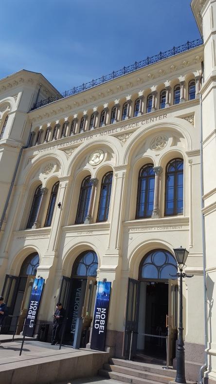 Oslo - Norvège - Prix Nobel - Visite - Voyage - Le Charme Electro.com