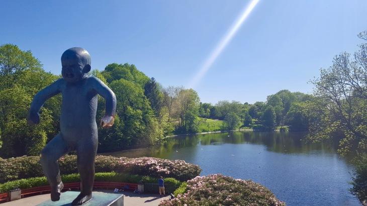 Oslo - Norvège - Vigeland Park - Visite - Voyage - Le Charme Electro.com