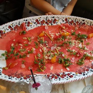 Restaurant Pink Mamma, Paris quartier Pigalle