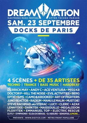 Festival - DreamNation- le Charme Electro.com