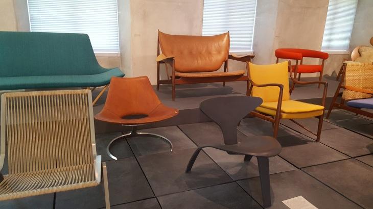 Copenhague - Musée du design - Design Museum - LeCharmeElectro