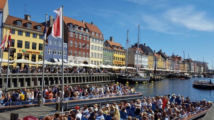 Copenhague - Nyhavn - LeCharmeElectro