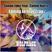 Cover - Simon Jack & Coline Kurst Falling in your trap