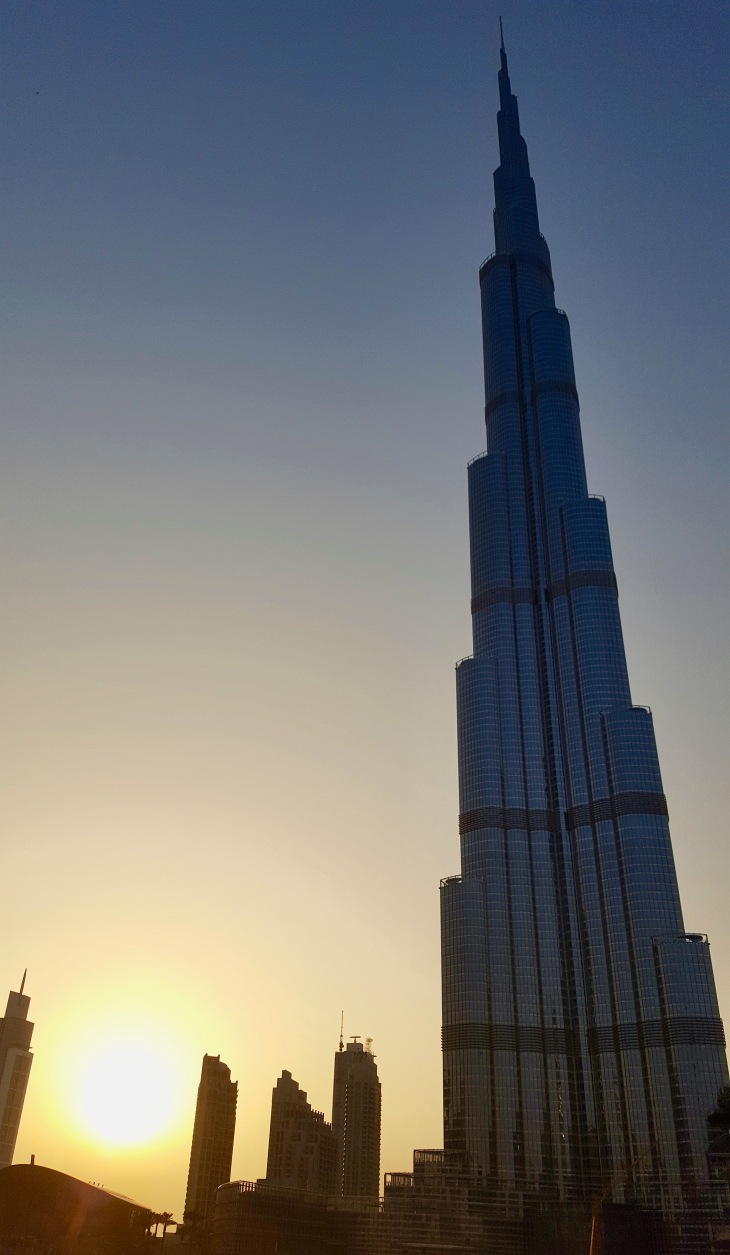 Dubai - Burj Kalifa - Voyage - Dubai - LeCharmeElectro