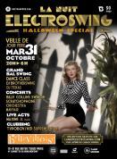 La Nuit Electroswing Spéciale Halloween, La Bellevilloise - Le Charme Electro