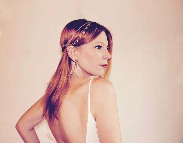 Audrey Valorzi - chanteuse blogueuse - Le Charme Electro.com