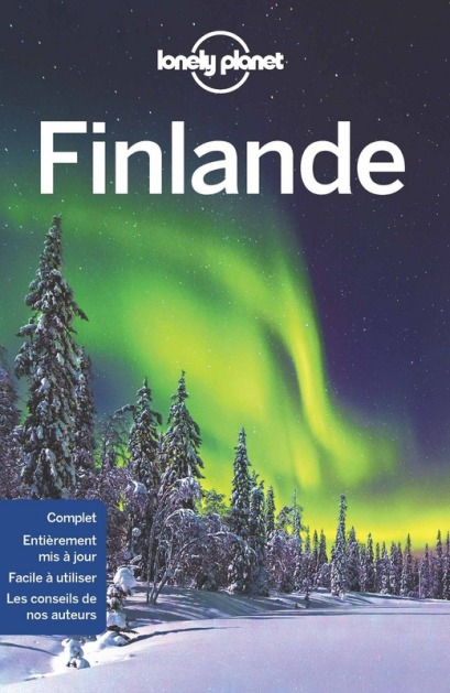 Lonely Planet - Guide Finlande, Laponie