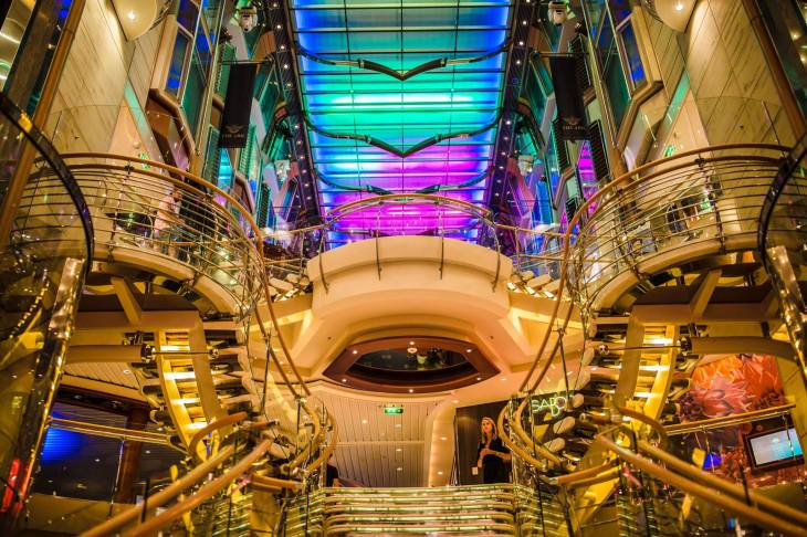 The Ark Cruise Croisière Clubbing - 1 -LeCharmeElectro.com