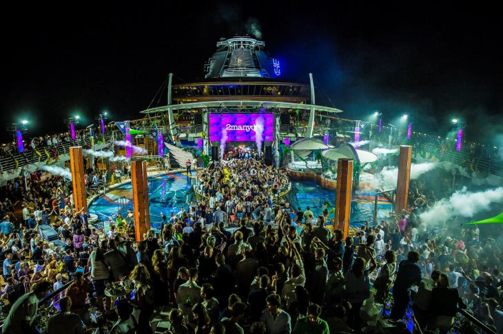 The Ark Cruise Croisière Clubbing - 6 -LeCharmeElectro.com