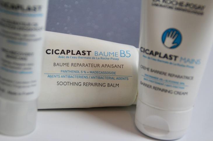 Crème Cicaplast La Rose-Posay - Soin Baume réparateur Apaisant Hydratant Cicatrisant