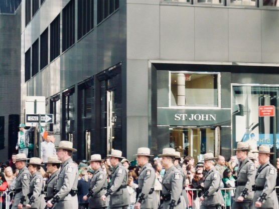 New York Saint Patrick - St Patrick Manhattan Parade