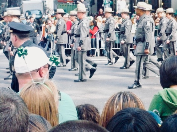 Défilé Saint-Patick New-York