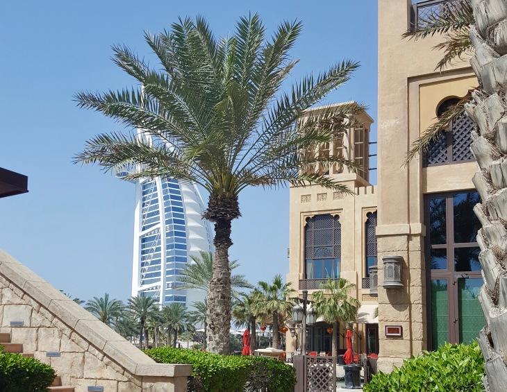 Dubai Le Burj al Arab - Hotel 7 étoiles