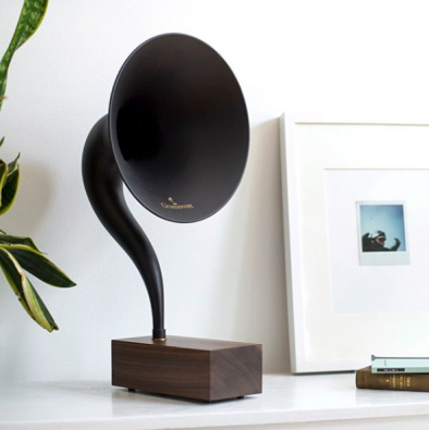 Enceinte Bluetooth Gramophone gramovox - Vintage originale