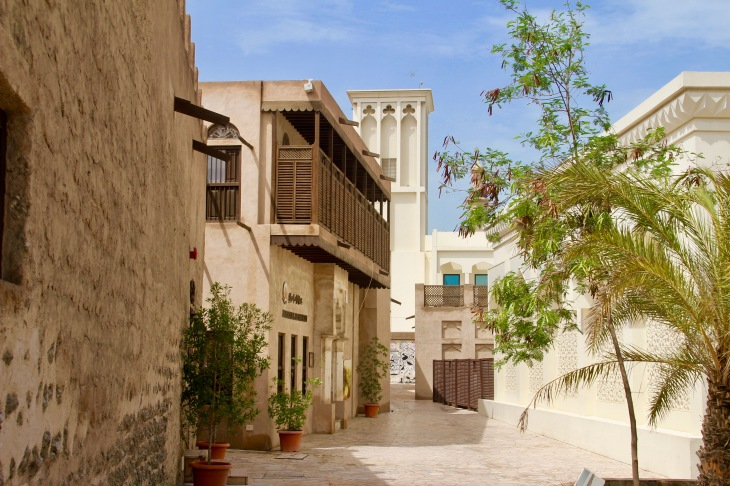 Visite Dubai Historical District - Dubai Historique