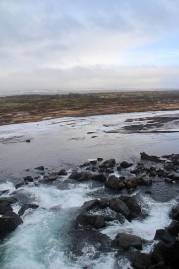 La faille de Thingvellir en Islande