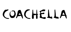 Logo Coachella