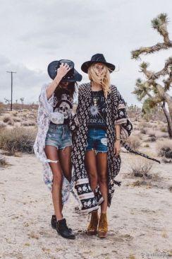 Look femme Festval tendance Style Coachella