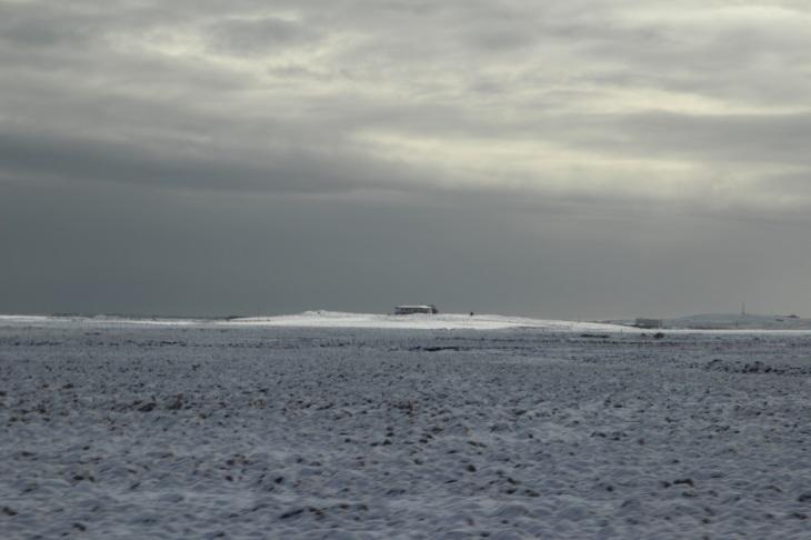 Paysage Islande mois de Mars