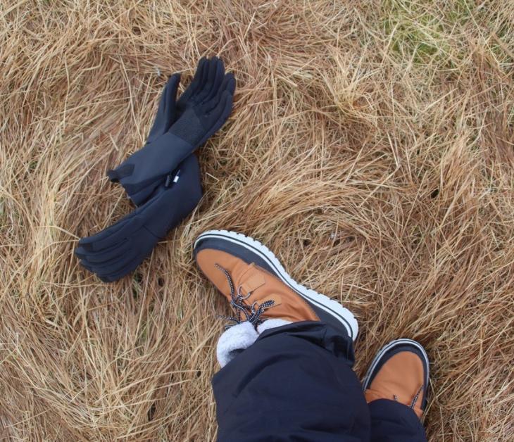 Vêtement pour islande - Chaussures