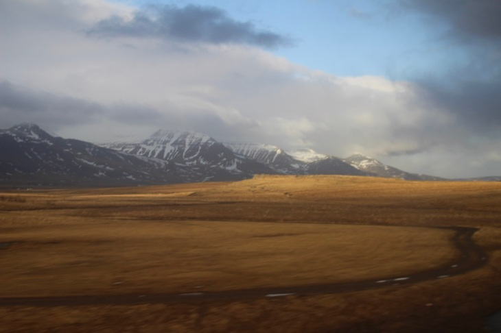 Voyage en Islande - Paysage Islande en Mars