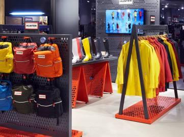 Mode - Vêtements de pluie - Magasin Hunter Boots