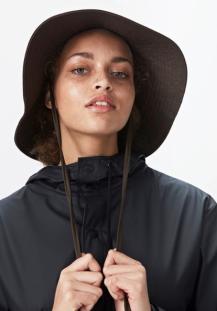 Rains - Imperméable et chapeau