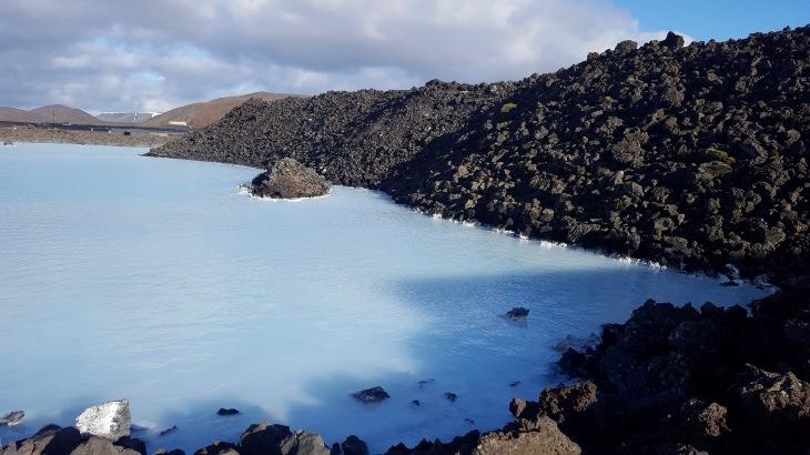 Blue Lagoon - Eau géothermique