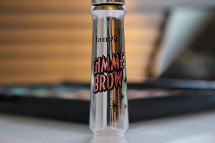 Gimme Brow - test - le mascara sourcil