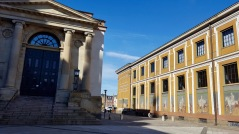 A quelques pas de Nyhavn se situe le Palais de Christiansborg à Copenhague