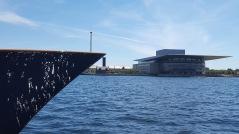 Copenhague - Vue sur l'Opéra
