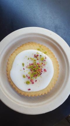 Gâteau - une spécialité culinaire de Copenhague au Danemark