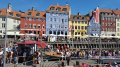 Nyhavn le port de Copenhague