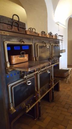 Palais de Christiansborg - Découvrir les anciennes cuisines du Palais