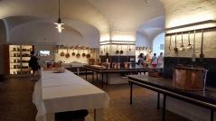 Palais de Christiansborg - Découvrir les cuisines du Palais