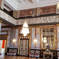 Palais de Christiansborg - Siège du parlement, du premier ministre et de la cour suprême