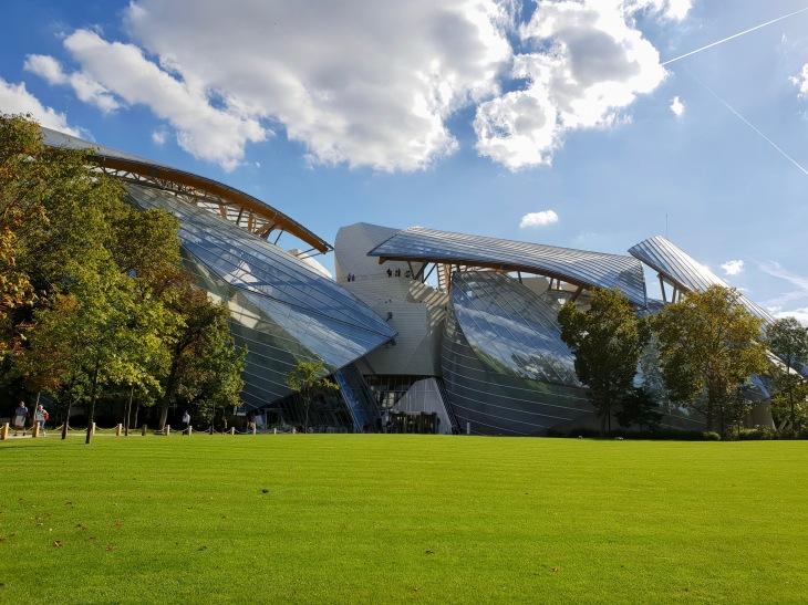 La Fondation Louis Vuitton - Paris Musée - En accès direct avec le Jardin d'Acclimatation